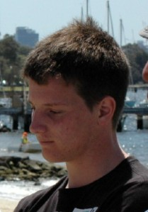 Alex Landwehr, Hobie Youth Sailing Athlete