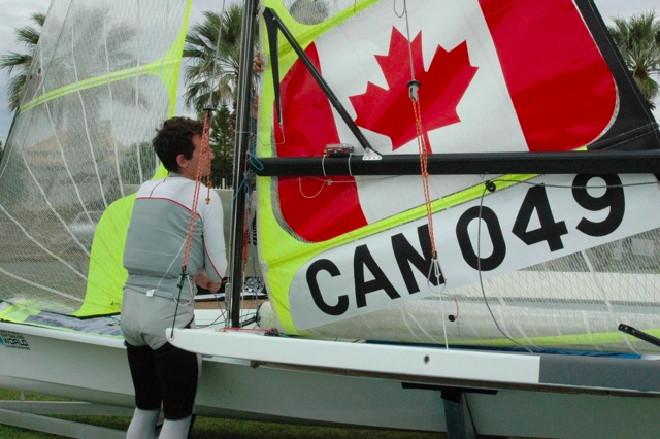 Canada 49er sailboat