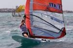 RSX-Open-Flavia-sailing
